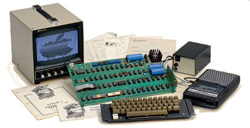 Apple-1:The World's Most Iconic Computer Goes Under the Hammer